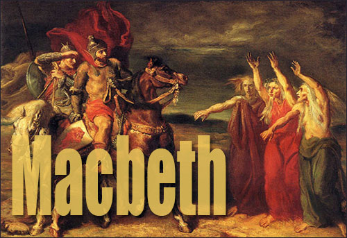 the many symbols of evil in shakespeares macbeth